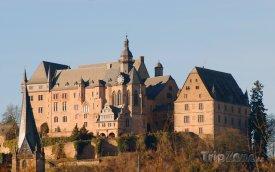 Zámek Marburg v Hesensku