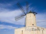 Zurrieq, větrný mlýn Xarolla