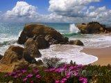 Algarve - pobřeží
