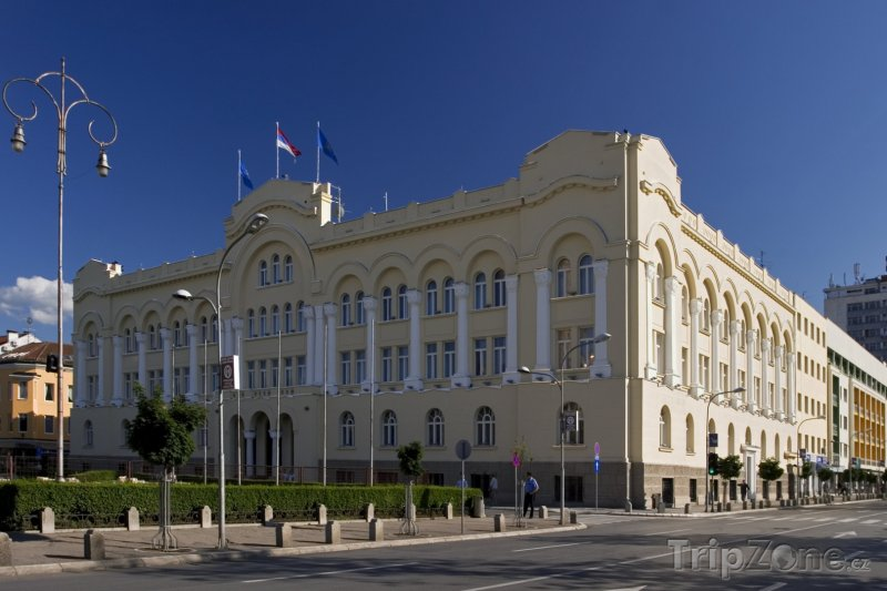 Fotka, Foto Banja Luka, radnice (Bosna a Hercegovina)
