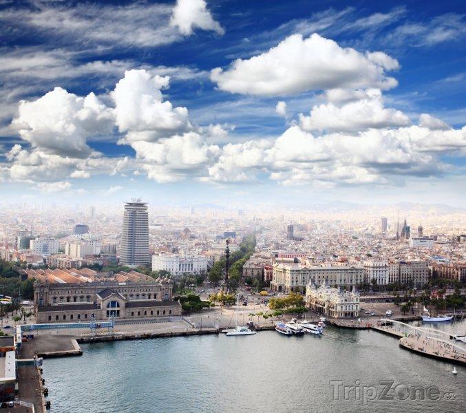 Fotka, Foto Barcelonský přístav (Barcelona, Španělsko)