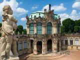 Barokní komplex Zwinger - Drážďany