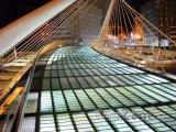 Bilbao - most architekta Calatravy