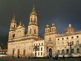 Bogota, katedrála