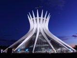 Brasília, katedrála