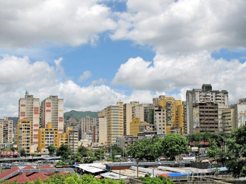 Fotka, Foto Caracas, panoráma (Venezuela)