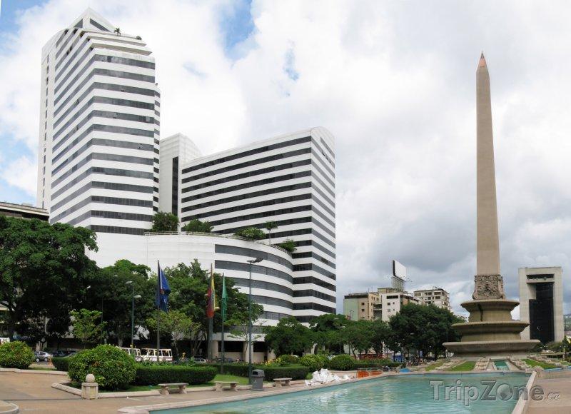 Fotka, Foto Caracas, Plaza Francia (Venezuela)