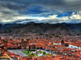Cusco, panoráma města