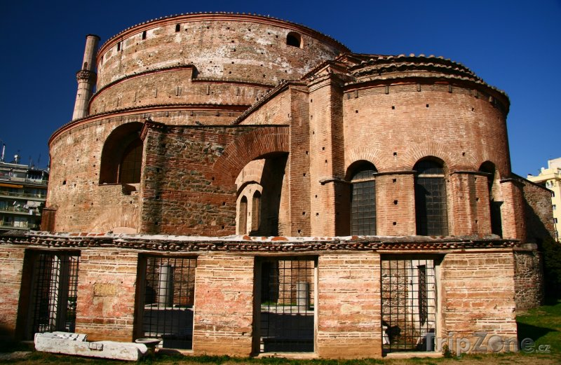 Fotka, Foto Galeriova rotunda (Soluň, Řecko)
