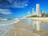 Gold Coast, pláž