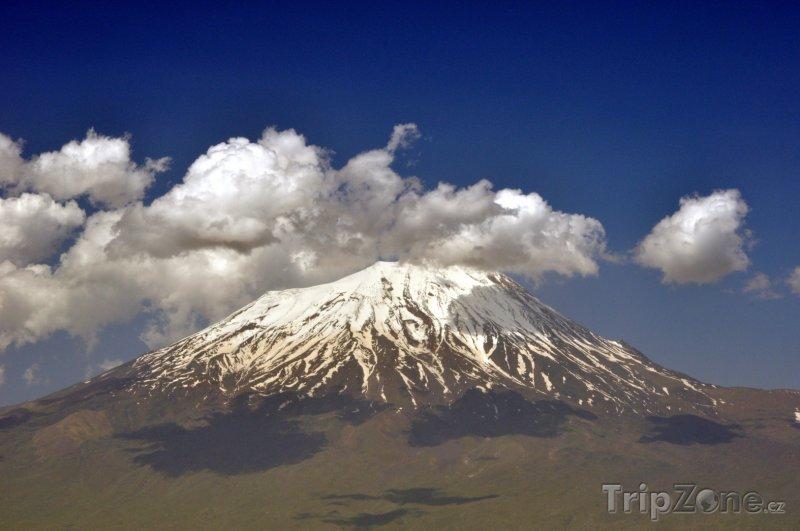 Fotka, Foto Hora Ararat (Turecko)