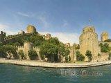 Istanbul - pevnost Rumeli