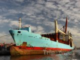 Istanbul - vrak lodi