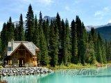 Jezero Emerald - Nárdoní park Yoho