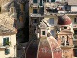 Kaple v centru města Korfu