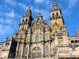 Katedrála v Santiago de Compostela