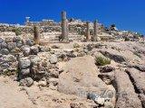 Kefalos, starověké ruiny