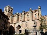 Kostel Santa Maria v Mora de Rubielos