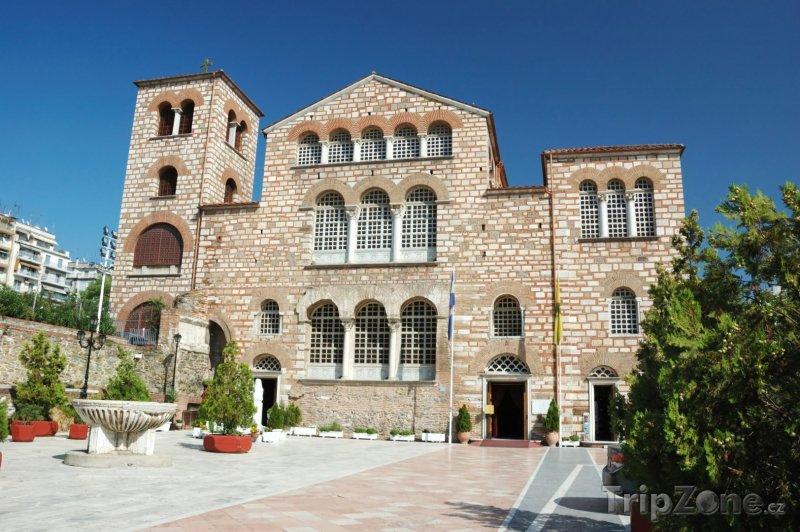 Fotka, Foto Kostel sv. Demetria (Soluň, Řecko)