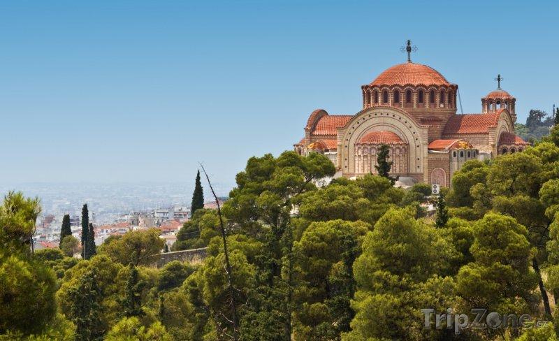 Fotka, Foto Kostel sv. Pavla (Soluň, Řecko)