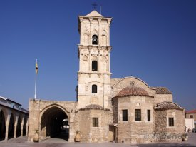 Larnaka, kostel sv. Lazara