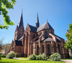 Malmö - kostel sv. Petra
