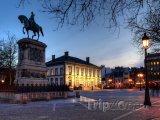 Náměstí Viléma II. v Lucemburku