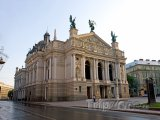Národní akademické divadlo opery a baletu ve Lvovu
