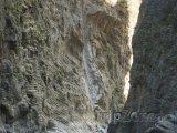 Národní park Samaria, soutěska