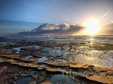Národní park Sodwana Bay před západem slunce