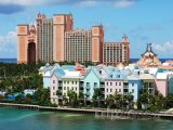 New Providence Island, resort Atlantis Royal Towers