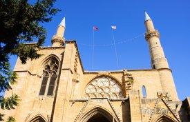 Nikósie, mešita Selimiye