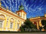 Palác Wilanów ve Varšavě