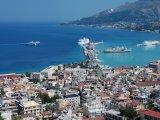 Panoráma města Zakynthos