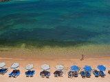 Pláž na ostrově Kos