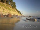 Pobřeží Baltského moře v Klajpedském kraji