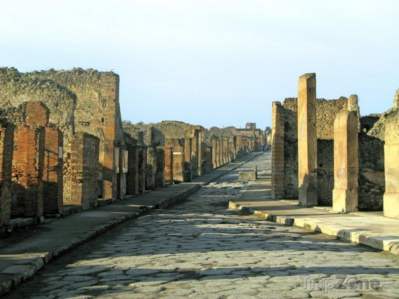 Fotka, Foto Pompeje (Itálie)