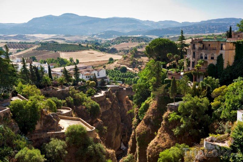 Fotka, Foto Příroda v Andalusii (Španělsko)