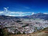 Quito, panoráma města