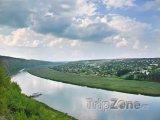 Řeka Dněstr