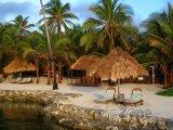 Resort na Amergris Caye - největším ostrově Belize