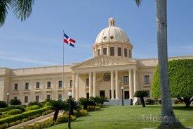 Santo Domingo, Palacio Nacional - úřad prezidenta