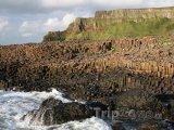 Severní Irsko - Giants Cuseway