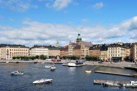 Stockholm - centrum města