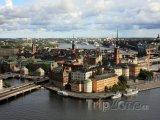 Stockholm - panorama města