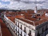 Sucre, pohled na město