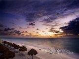 Yukatán, stát Quintana Roo - Cancún, pláž