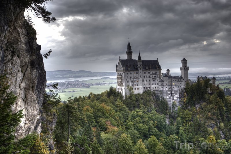 Fotka, Foto Zámek Neuschwanstein (Německo)