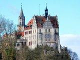 Zámek Sigmaringen
