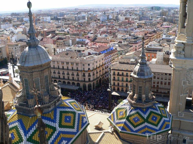 Fotka, Foto Zaragoza (Španělsko)